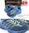 MERRELL MOAB FST LOW A/C WATER...