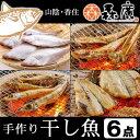 干物セット 干し魚 6点