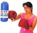 【プロレス 格闘技 ボクシング】特大ボクシンググローブ・サンドバッグセット