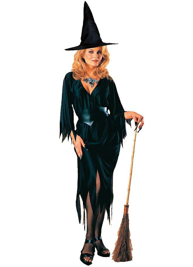 大人 ウィッチ 魔女 変装 コスチューム ハロウィン 仮装 衣装 コスプレ