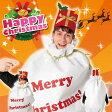 送料無料 袋マン クリスマス クリスマス コスプレ サンタ 衣装 サンタクロース 衣装【P06May16】