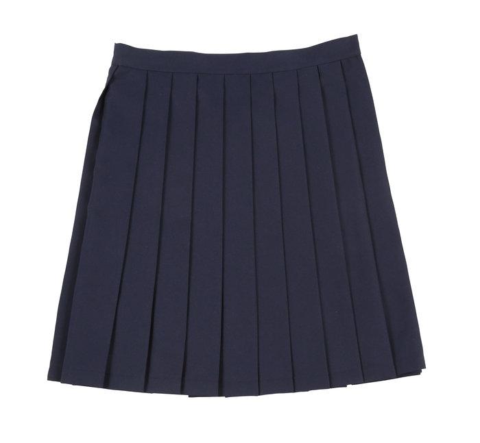 制服 スカート TeensEver TE-16SSスカート(ネイビー)L