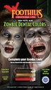 米国シネマシークレット社製 血糊とお歯黒のセット FCC303|Dracula House ZOMBIE DENTAL BLOOD