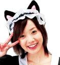 耳 カチューシャ特集■送料激安中■萌えもえカチューシャ 黒猫