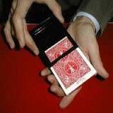 パーティグッズ・手品・マジック・消失・移動プレゼント付/カードケースの完全消失【RCP】【23-Apr】【05P26Apr14】