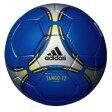 【新品】サッカーボール 4号球 AF4814BGL  検定球 タンゴ12 クラブプロ アディダス adidas [送料無料]【smtb-ms】