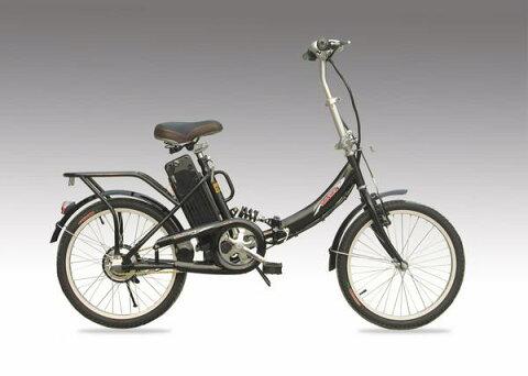 ★楽々坂道!折り畳み★フル電動自転車E-BIKE20(20インチ)