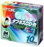 【4000円以上で】レビューを書いてプレゼントキャンペーン中★CD-R80TX10CCN  TDK データ用32倍速対応CD-R 10枚パック 700MB カラーミックス