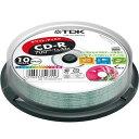 ★CD-R80EWX10PS TDK 32倍速対応 CD-R 700MB ホワイトプリンタブル10枚ポットケース