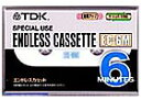 EC-6MA TDK ENDLESS CASSETTE エンドレスカセット 6分