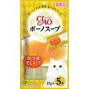 【いなば】CIAO ボーノスープ かつおだしスープ (17g×5本)