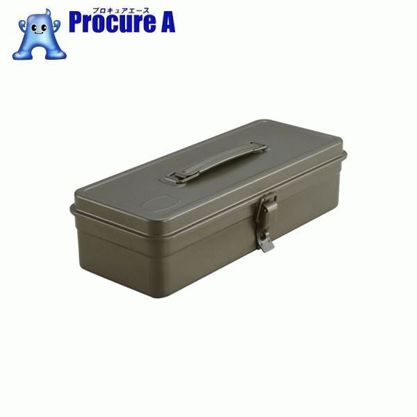 TRUSCOトランク工具箱333X137X96.5OD色T-320-OD478-9652[852][