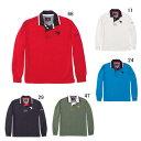 カンタベリー 【CANTERBURY】L/S ラガーシャツ 超特価セール