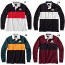 カンタベリー 【CANTERBURY】L/Sラガーシャツ 2016FW NEW セール RA46618