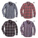 カンタベリー 【CANTERBURY】L/S チェックシャツ 2016FW セール RA46682