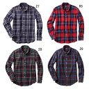 カンタベリー 【CANTERBURY】L/S マドラスチェックシャツ 特価セール RA46684
