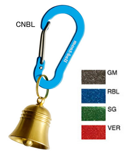 モンベル【mont-bell】キーカラビナ ベルナスカン 5S #1124340