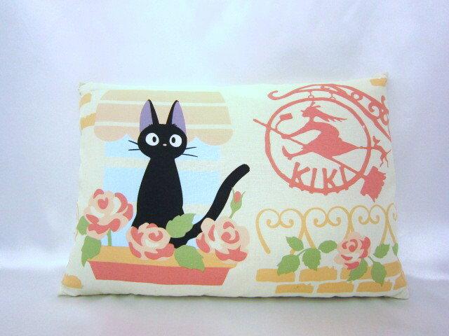 ジブリ 魔女の宅急便(ジジのおるすばん) 枕 子...の商品画像