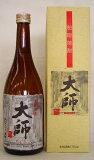 媛囃子酒造 吟醸清酒粕焼酎 大師 720ml(5年以上 長期熟成古酒)