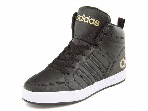 adidas(アディダス) NEOBIG TANN 2(ネオビッグタン2) AW4533 コアブラック/コアブラック/ランニングホワイト【レディース】