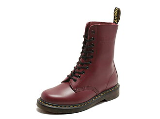 Dr.Martens(Martens) 1490 10EYE 引導 (1490年 10 孔靴) 10092600 櫻桃紅 10P03Dec16