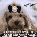 newバラリボン again ribbon アゲインリボン 犬用リボン 犬用アクセサリー