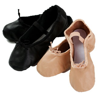 Made in Korea! Leather ballet shoes dancing, slippers, electronic organ too! < shose-kawa >