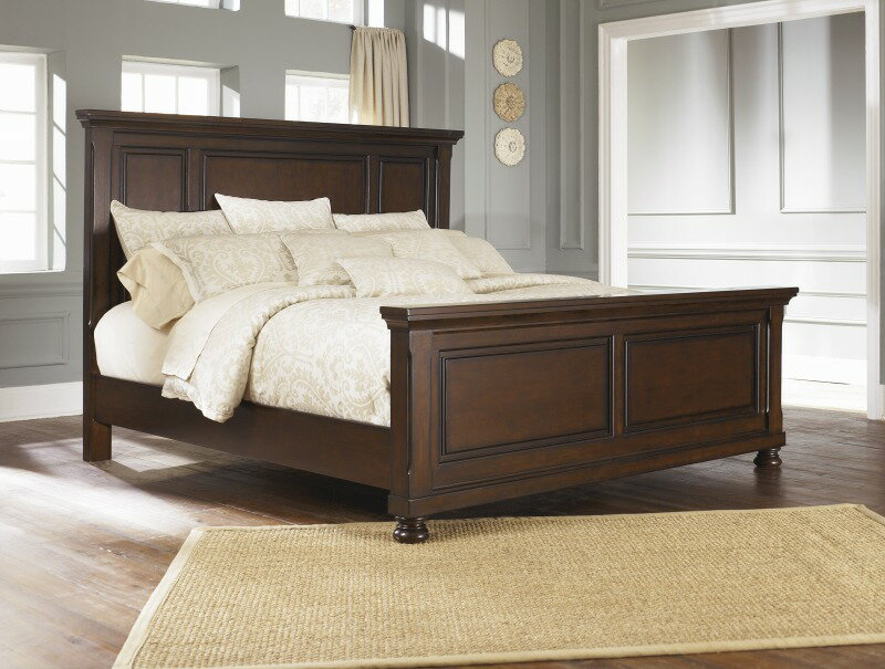 Wood Bed Pic : ASHLEY オフィシャルショップ クイーン輸入 ...