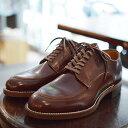 Makers メイカーズ 靴 V TIP BLUCHER #4