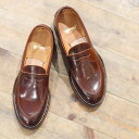 Makers メイカーズ 靴 V TIP LOAFER #4