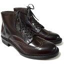 Makers メイカーズ 靴 BROGUE WING 15AW DARK BURGUNDY