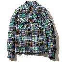 Subciety サブサエティ パッチワークシャツ PATCHWORK SHIRT 103-20127