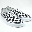 VANS バンズ AUTHENTIC(Mix Checker...