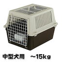 / free shipping 05P02jun13 [RCP] recommended for discipline training and a trip drive of the crate / atlas 30 open / - 15 kg medium-sized dog pet cage Japanese midget Shiba Border collie