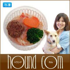 王的喜悅! 白蘿蔔與胡蘿蔔沙拉肉水餃自製狗食