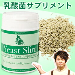 Recommended for dog supplements and lactic acid bacteria イーストスリム / old dog puppy enzyme 5P13oct13_b