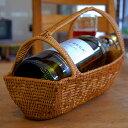 【割引クーポンあり】アタ製ワインボトルホルダー[2523]【...