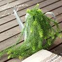 ジュニパーリーフ フェイクグリーン(66390) 【観葉植物 吊るす 垂らす インテリア 雑貨 エアープランツ ハンギング リアル 壁掛け ガーランド 造花 フェイク アメリカン アジアン ナチュラル インドア アウトドア リゾート アクアリウム 針葉樹 観賞用 おしゃれ かわいい】