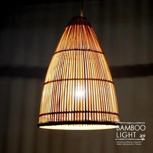 asian lighting cage of bamboo pendant lamp shade type single bamboo vn50627 asian lighting