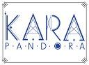 【メール便送料無料】KARA(カラ)/PANDORA-5集 (CD) 韓国盤
