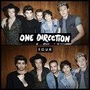 ONE DIRECTION/FOUR (CD) 日本盤 ワン・ダイレクション フォー