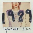 テイラー・スウィフト/1989〜デラックス・エディション (CD+DVD) 日本盤