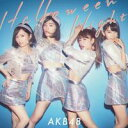 Idol - AKB48/ハロウィン・ナイト<Type-B/初回限定盤> (CD+DVD)日本盤