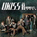 U-Kiss/MOMENTS- 8th Mini Album (CD) 韓国盤 ユー・キス