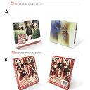≪メール便送料無料≫f(x)/RED LIGHT -3rd Album ※ランダム発送(CD) 韓国盤 3集 エフエックス