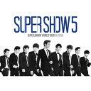 【メール便送料無料】SUPER JUNIOR/WORLD TOUR IN SEOUL [SUPER SHOW 5] (2DVD) 韓国盤 スーパージュニア