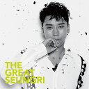 スンリ(BIGBANG)/ THE GREAT SEUNGRI (CD) 日本盤 V.I ザ・グレート・スンリ FIRST SOLO ALBUM