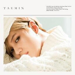 テミン(SHINee)/ TAEMIN <通常盤> (CD) 日本盤 シャイニー TAE MIN