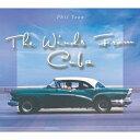 艺人名: P - PHIL YOON/ THE WINDS FROM CUBA -3集 (CD) 韓国盤 フィル・ユン ザ・ウィンズ・フロム・キューバ