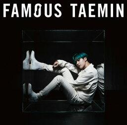 テミン(SHINee)/ FAMOUS <通常盤> (CD) 日本盤 シャイニー TAE MIN ファイマス
